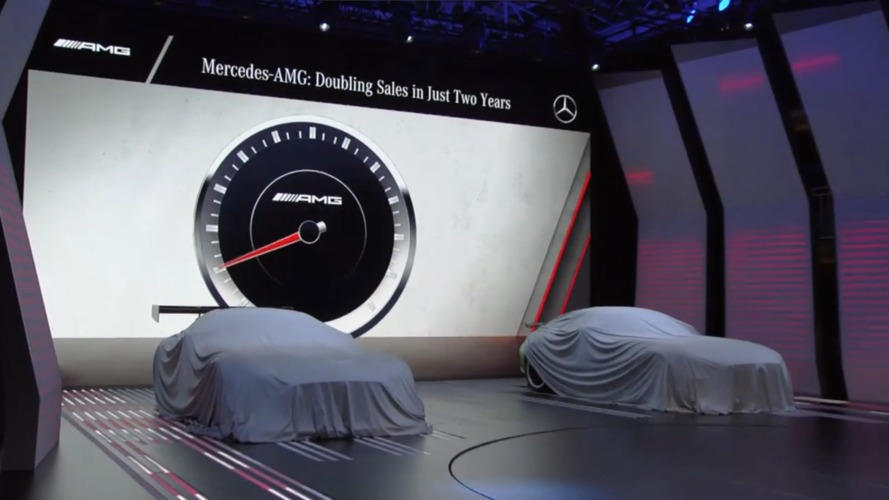 Live Stream: Mercedes-Benz Media Night at the 2016 Paris Motor Show