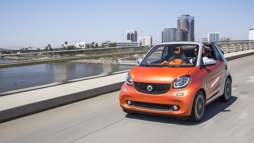 Review: 2017 Smart ForTwo Cabriolet