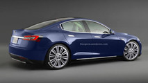 Tesla Model III to spawn crossover