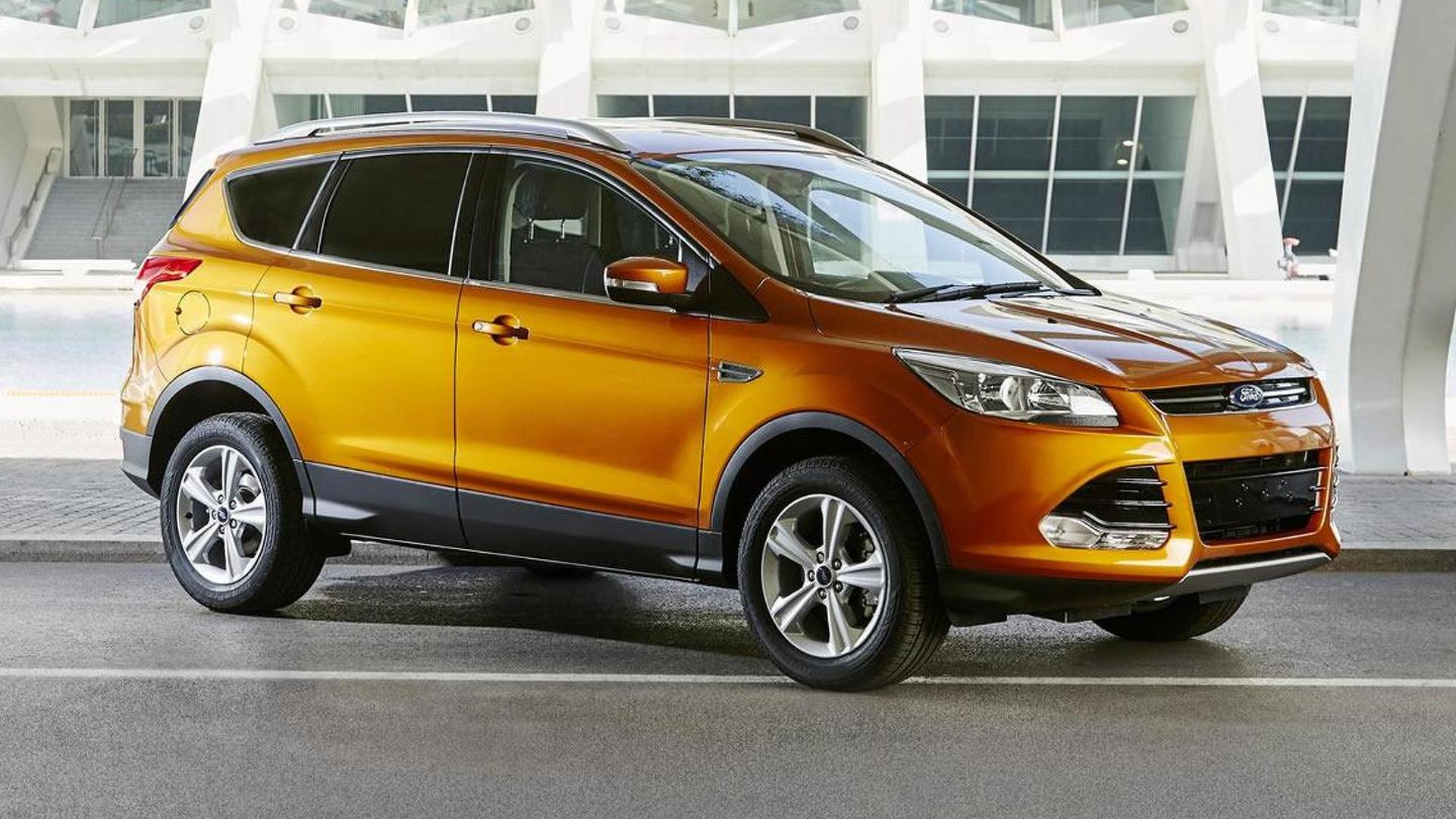 Ford Kuga ST and Kuga Vignale under consideration