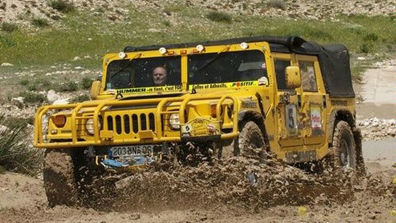 Hummer Adventure 2008 in Morocco