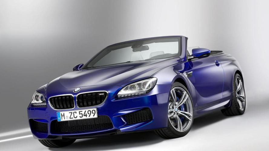 2012 BMW M6 Coupe & Convertible unveiled