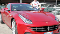Alonso gifted a Ferrari FF for winning the Malaysian GP