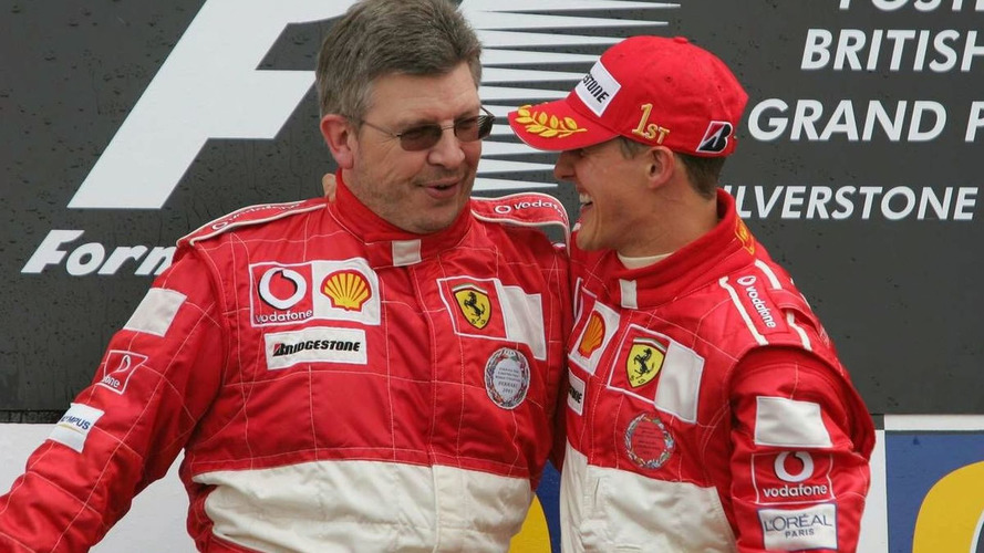 Brawn doubts Schumacher can win first race back