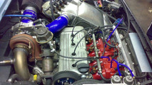 Volkswagen Polo Dragster gets 1032hp and 701 lb-ft of torque [video]