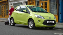 All-New Ford Ka U.K. Pricing Announced