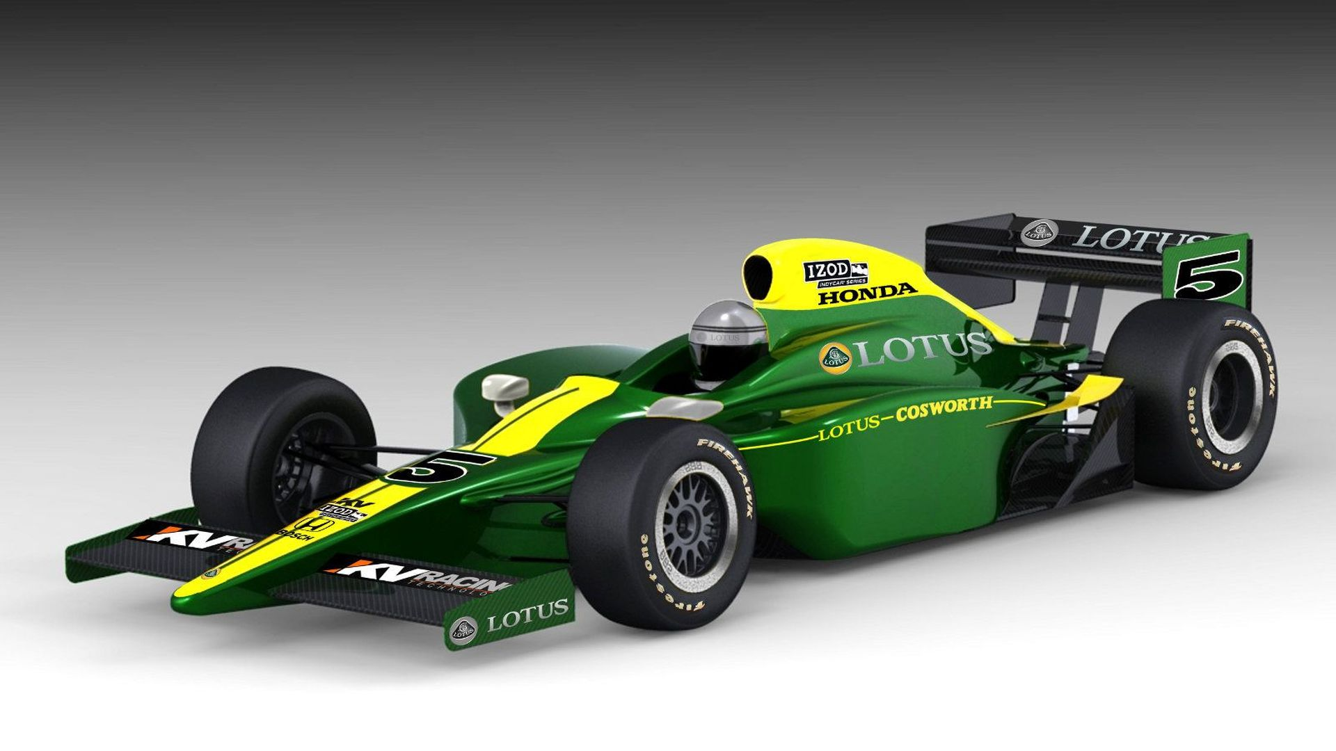 Lotus-Cosworth Returns to 2010 IndyCar Series
