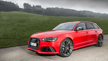 ABT tunes the Audi RS6 Avant to 700 HP