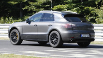 2014 Porsche Macan spy photo 03.09.2013