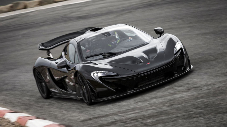 McLaren preparing track-only P1 to rival LaFerrari XX - report