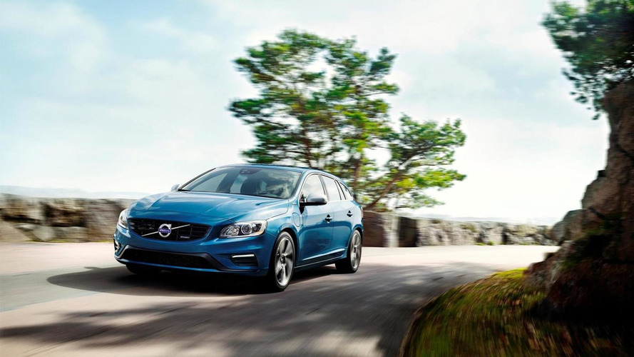 Volvo V60 Plug-in Hybrid now available in R-Design guise