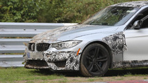 2014 BMW M3 Sedan crashes at Nurburgring