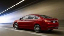 "325-hp Ford Fusion Sport fills ""unmet needs"" of midsize buyers"