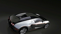 Bugatti Teams Up with Hermes for Geneva Debut