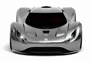 Koenigsegg Concept Dials Up the Rage