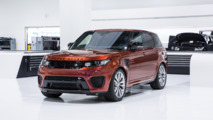 Jaguar Land Rover planning lots more SVR models