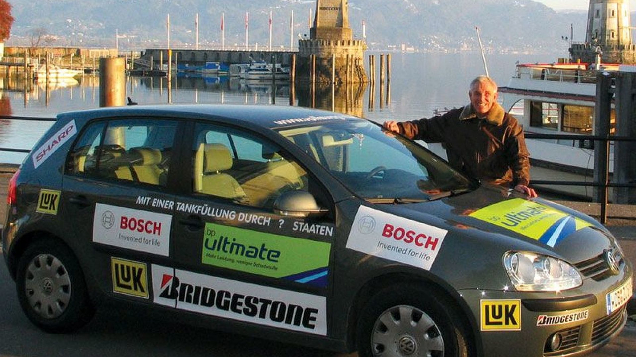 Golf 1.9 TDI with Gerhard Plattner