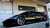 Lamborghini Murcielago with ADV.1 wheels, 1024, 23.12.2011