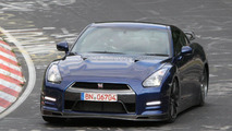 2013 Nissan GT-R to be 8 secs faster around Nürburgring