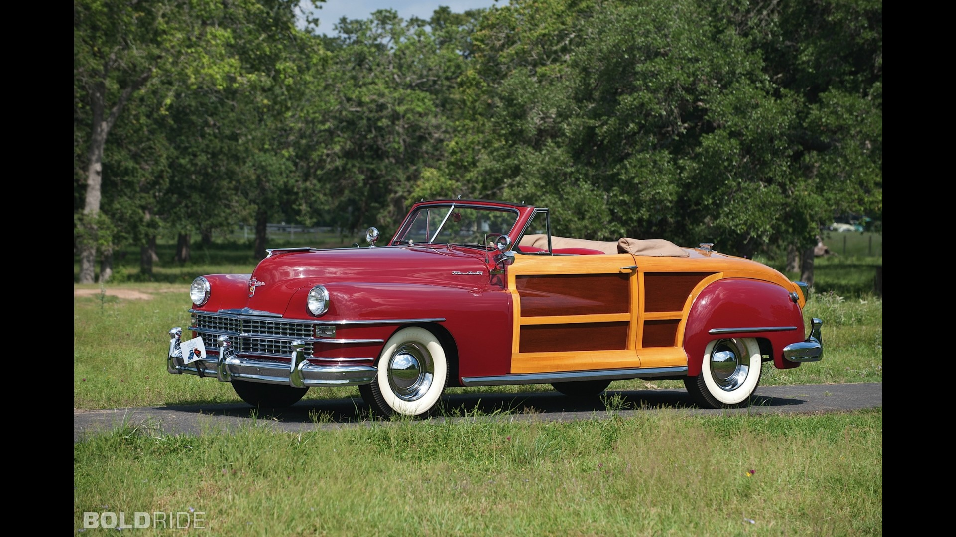 Chrysler Town & Country Roadster