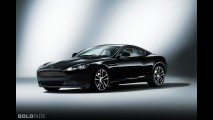 Aston Martin DB9 Carbon Black Special Edition