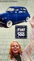 New Fiat 500: 50 Years
