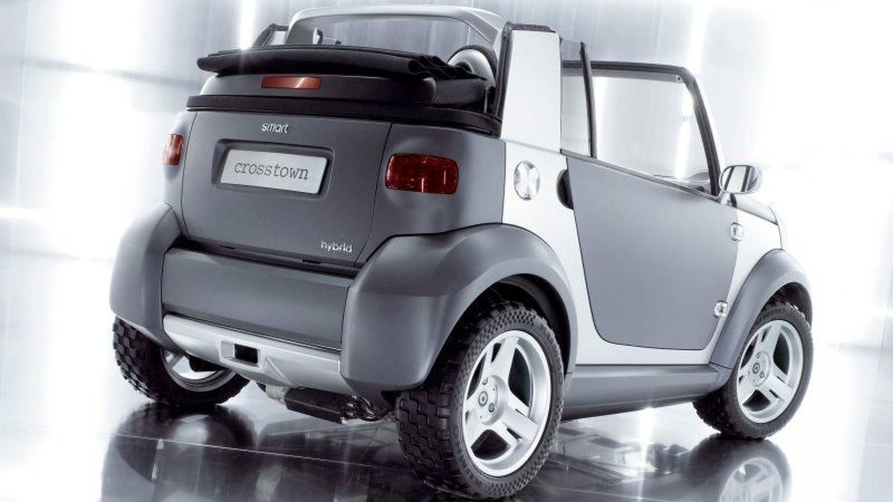 Show-Car smart crosstown (2005)