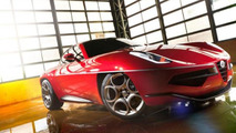 Touring Superleggera Disco Volante 2012 Touring concept, 700, 10.03.2012