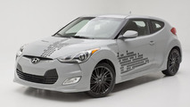 Hyundai Veloster RE:MIX debuts at SEMA, available in December
