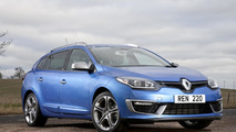 Renault Megane GT220 introduced with 220 HP