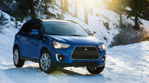 Next-gen Mitsubishi ASX / Outlander Sport coming in 2016