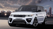 Range Rover Sport restyled by Caractere Exclusive