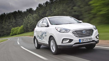 Hyundai ix35 Fuel Cell takes down record for longest trip on single tank of hydrogen