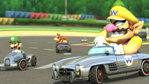 Mercedes cars arrive on Mario Kart 8 [video]