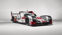 Audi R18 e-tron quattro with new aerodynamics kit