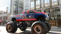 Toyota Tundra Monster Trucks storm into SEMA
