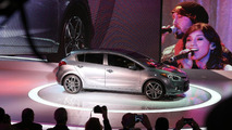 Kia Forte five-door live in Chicago 07.02.2013