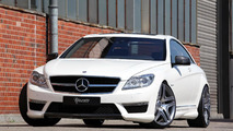 Unicate tunes the Mercedes CL 63 AMG