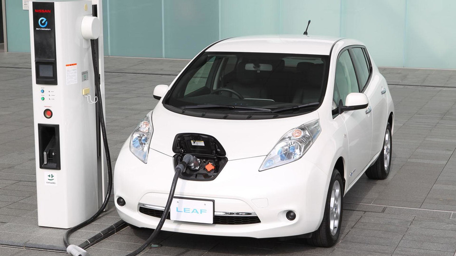 2013 Nissan Leaf unveiled with updated powertrain