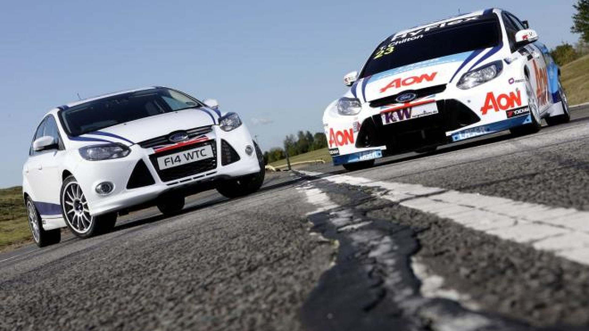 Ford Focus WTCC Limited Edition road car revealed