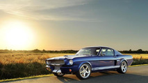 Classic Recreations shows stunning 1966 Shelby GT350CR