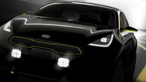 Kia teases new compact crossover concept for IAA