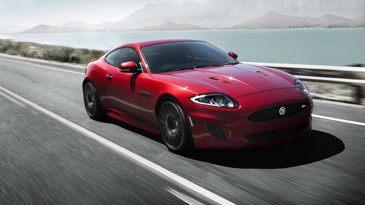 Jaguar XK Dynamic R (UK-spec)
