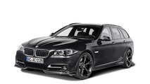 AC Schnitzer tunes the facelifted BMW 5-Series for Essen