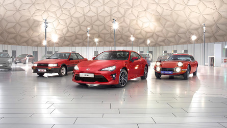 2017 Toyota GT86 Europe Gallery