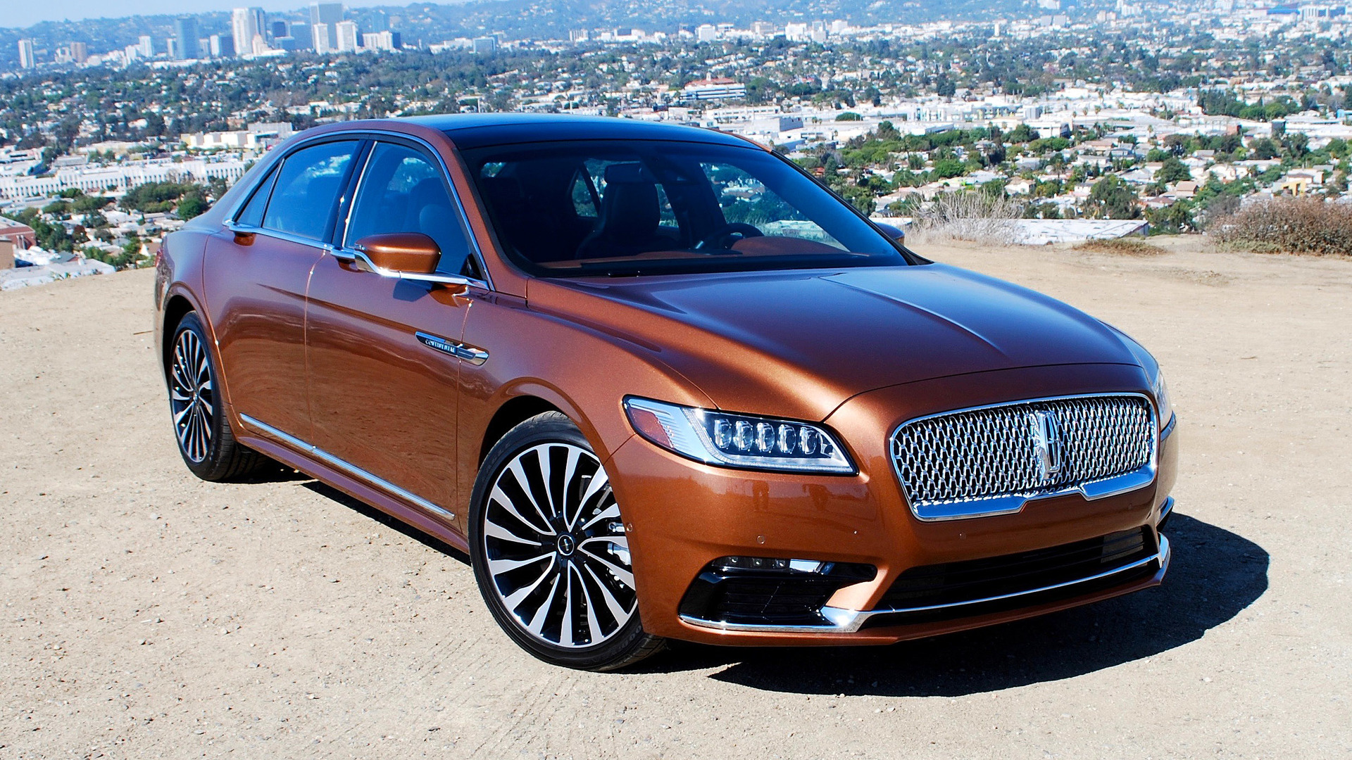 2017 lincoln continental first drive another honest lincoln. Black Bedroom Furniture Sets. Home Design Ideas