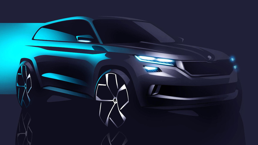 Skoda continues to tease VisionS concept, launches new video series
