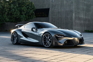 Will the New Toyota Supra Actually Get a Twin-Turbo Lexus V6?