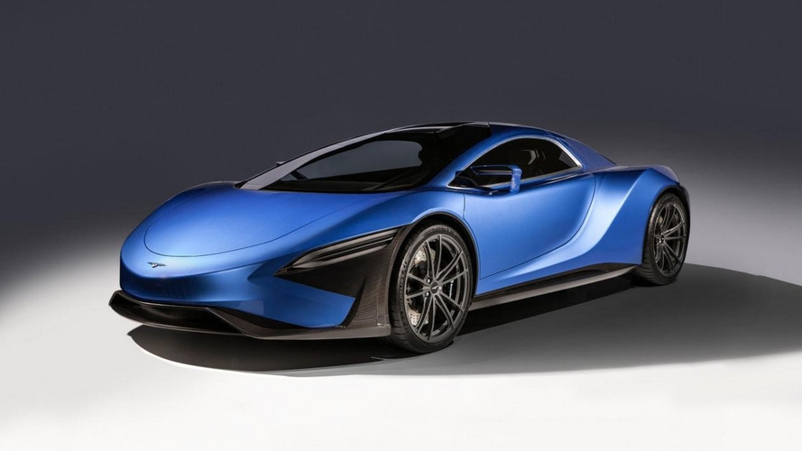 Giorgetto Giugiaro and son to work on Chinese supercar
