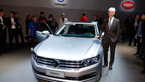 VW PHIDEON revealed in Geneva as China-only flagship